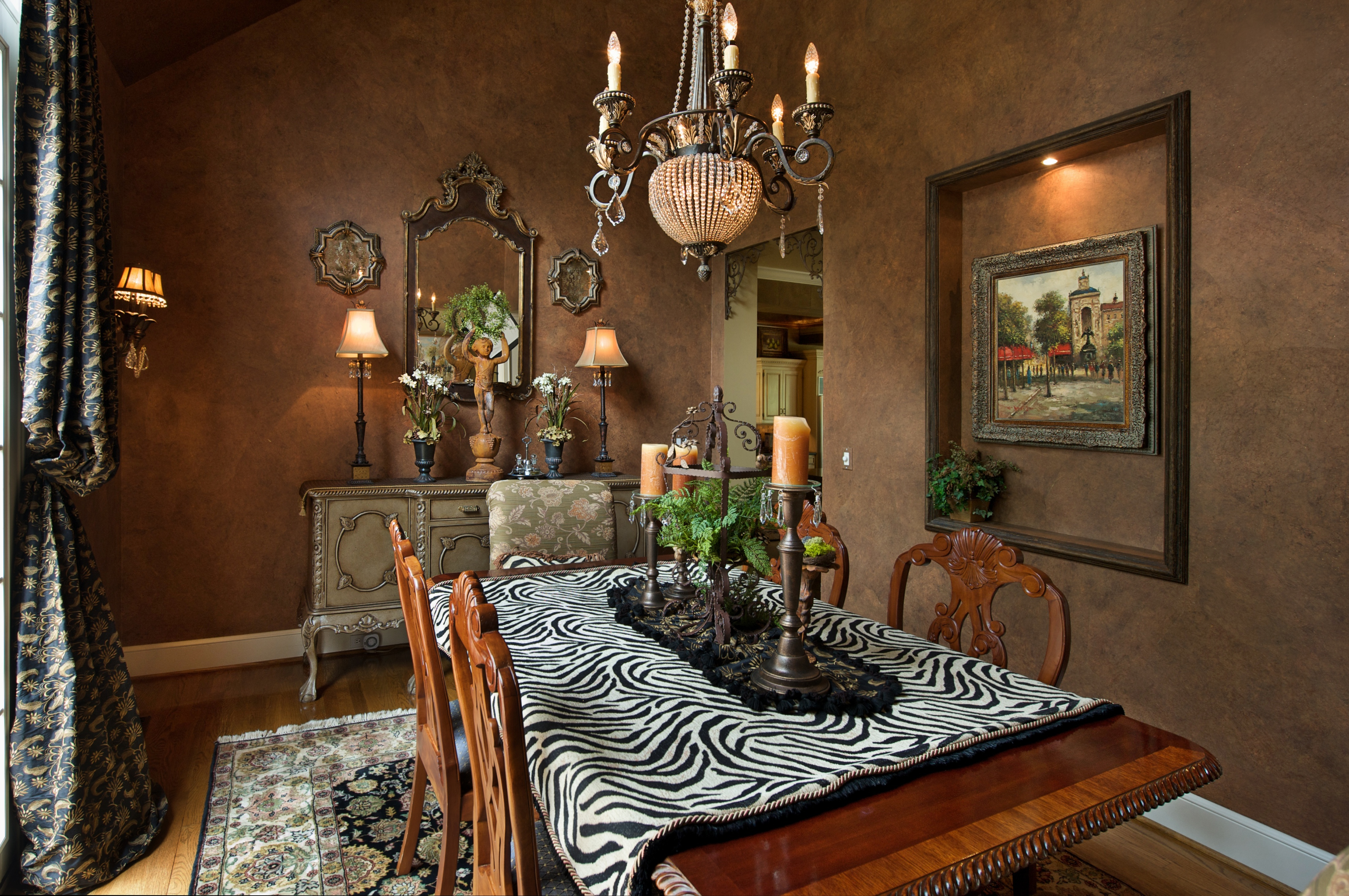 The decorative touch ltd interior design decorating for Interior designer design kansas city