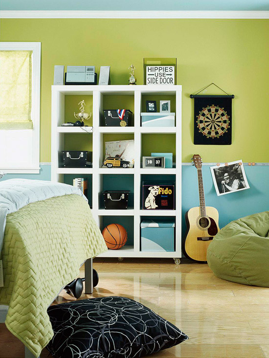 Kid 39 S Room Creative Storage Ideas The Decorative Touch Ltd