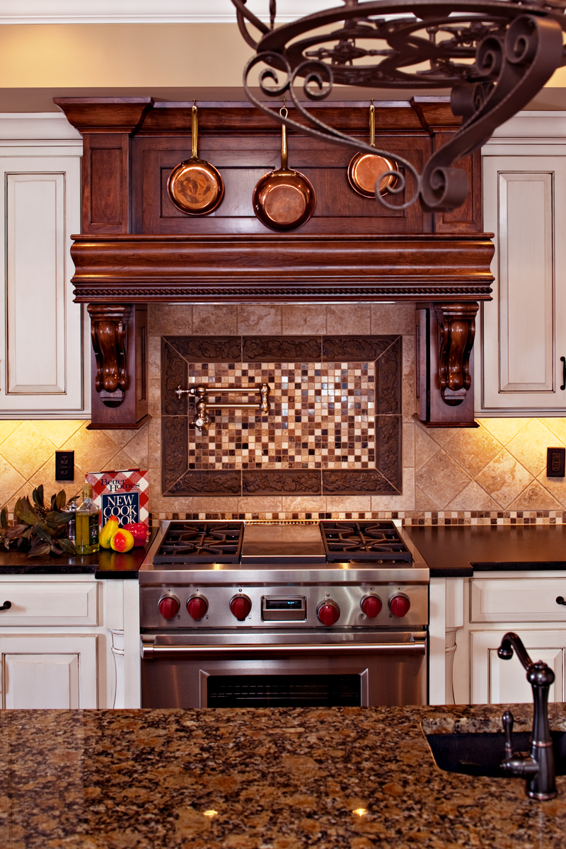 Mix Cabinetry Finishes For Sophisticated Eclectic Style The Decorative Touch Ltd