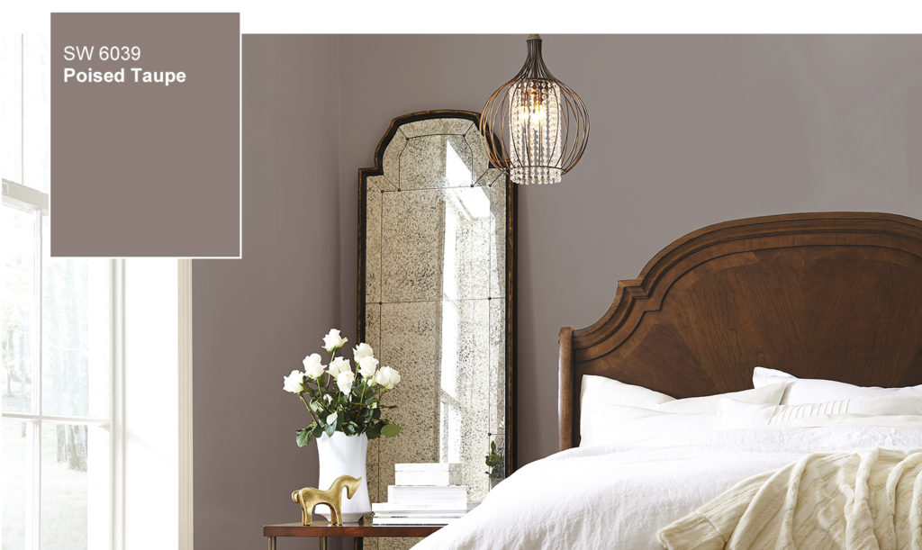 Sherwin-Williams Poised Taupe