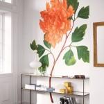 Flower Mural