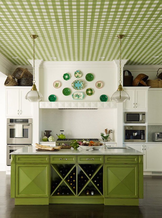 Kitchen: Going Green