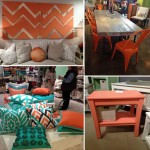 High Point Market orange