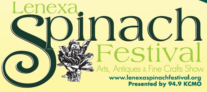 Spinach Festival logo