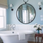 The Round Mirror: The Bathroom