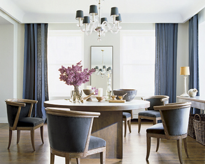 Room designed by Nate Berkus