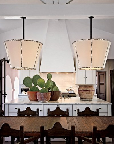 Kitchen of Diane Keaton