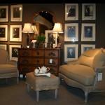 C.R. Laine show room