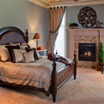 bedroom design by the decorative touch
