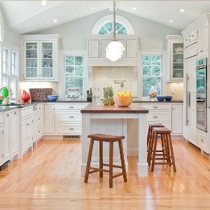 Summertime Kitchen Design