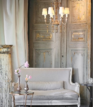Vintage Doors for Interior Design