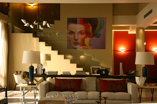 Gossip Girl interior design