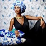 Iman Home fabric