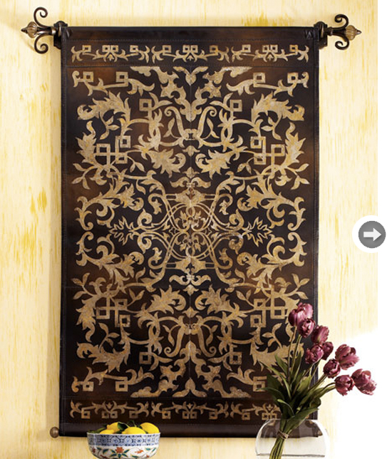 Leather Tapestry